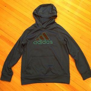 Adidas boy's hoodie M